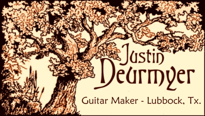 Justin Deurmyer Guitar Maker