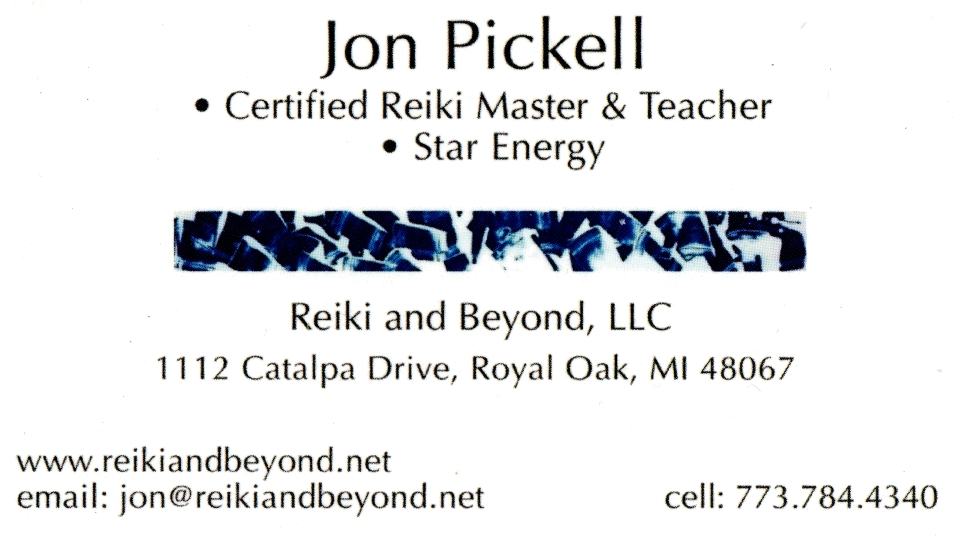Reiki and Beyond, LLC
